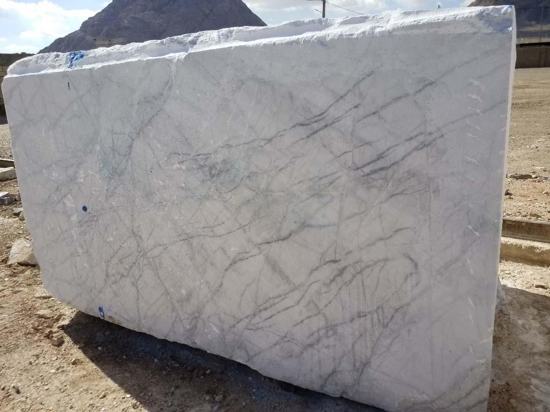 Bianco Marble Block-1