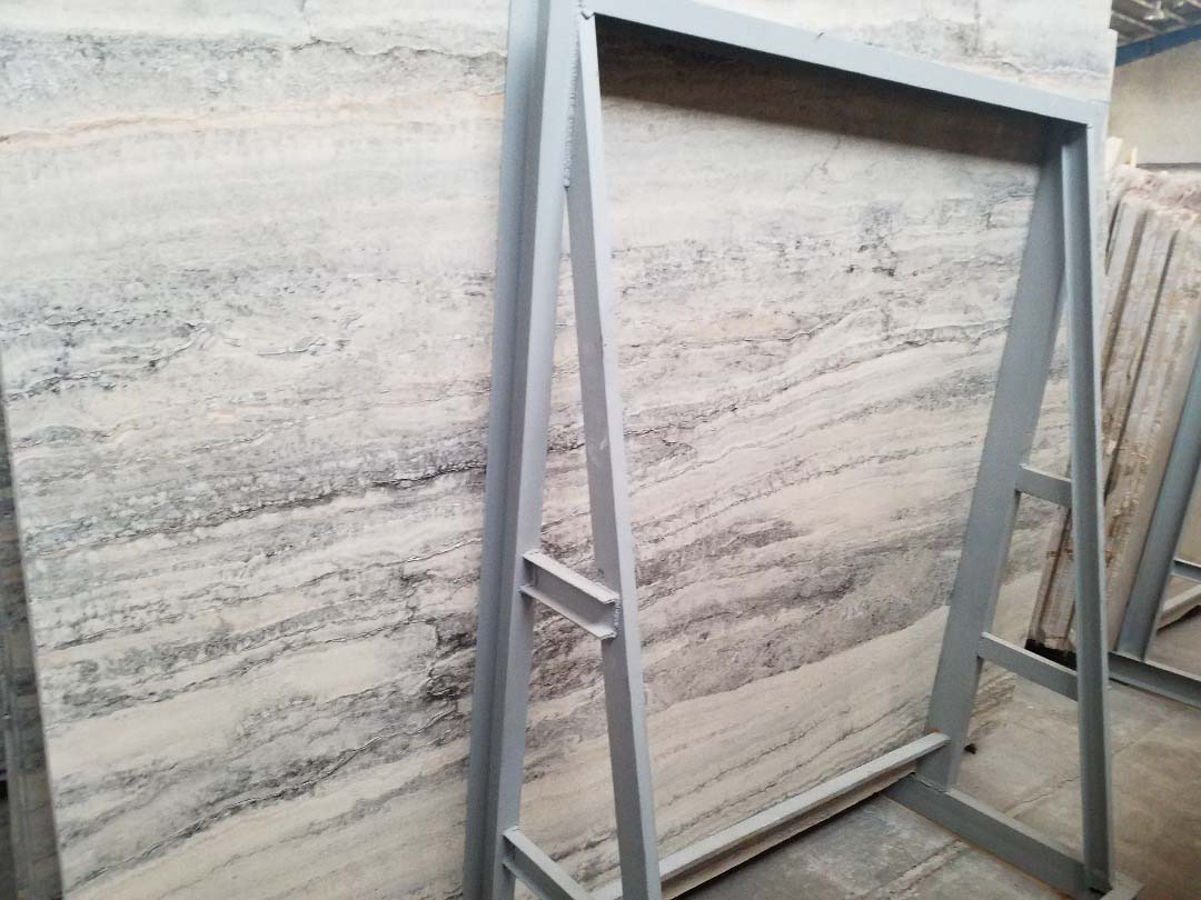 Van Gogh Silver Travertine