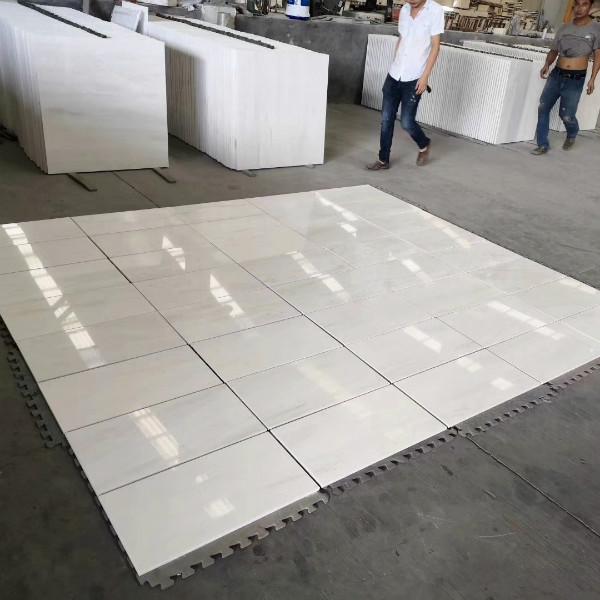 New White Marble Tile