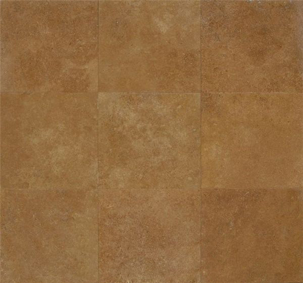Afyon Noce Travertine Tiles