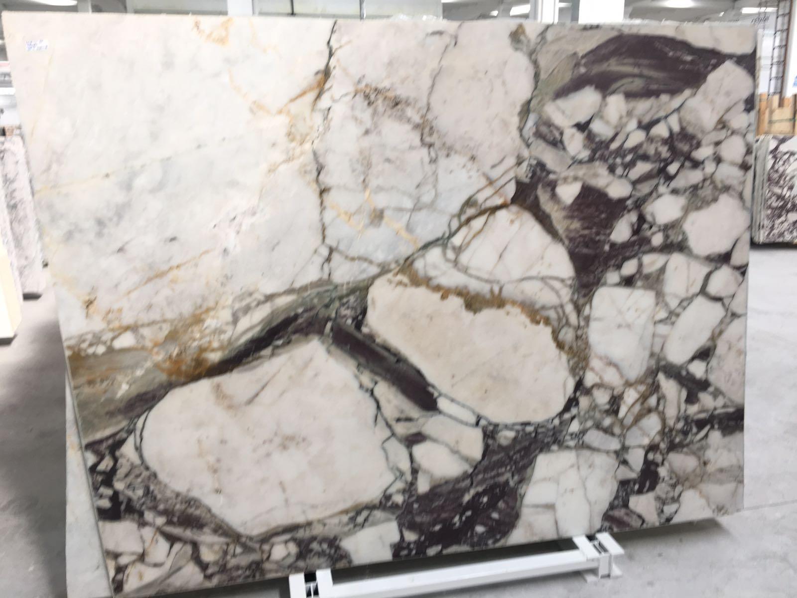 afyon violet marble slab