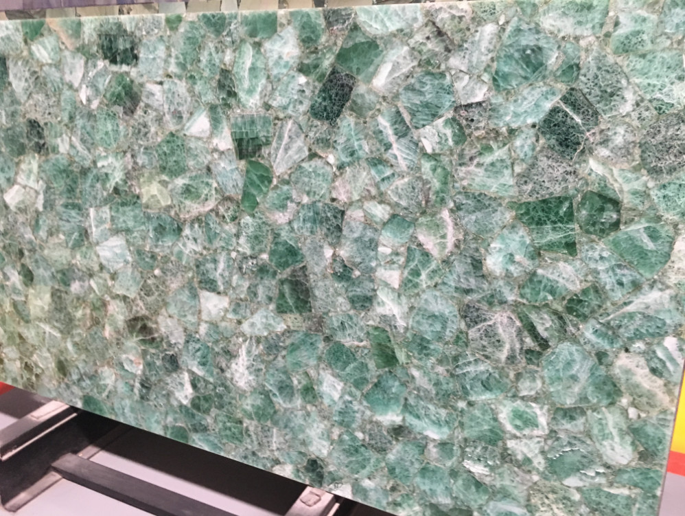 Agate Stone Green Slabs