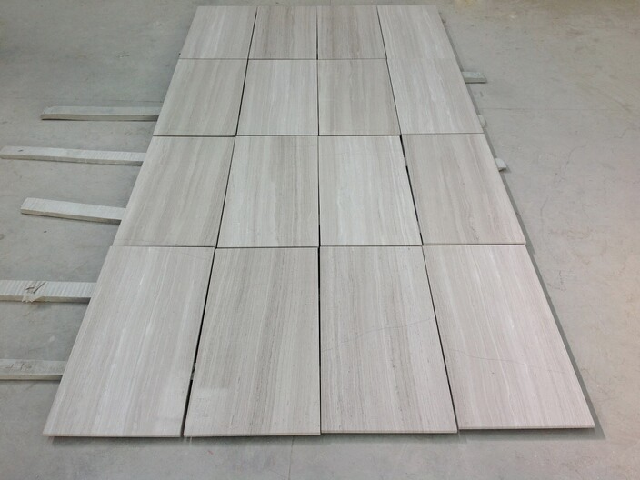 white wood A grade tile