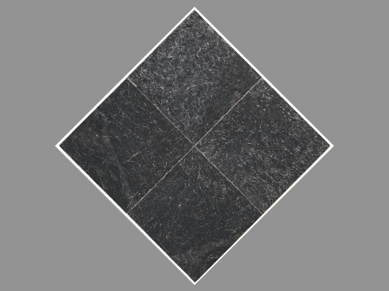 Blue Black Marble Tiles