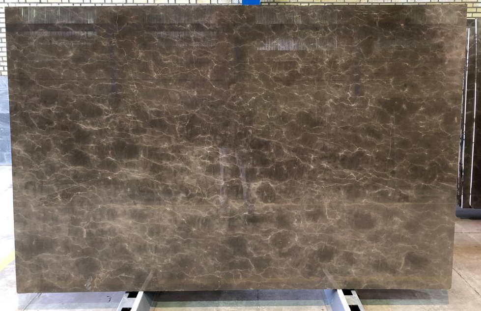 Amarone Marble Slabs Iranian Brown Marble Slabs