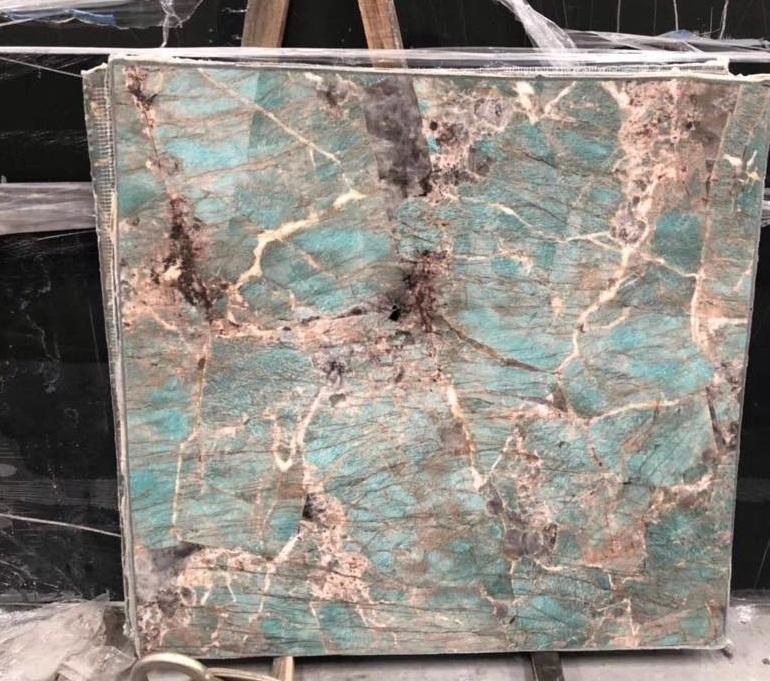 Amazon Blue Granite Amazon Green Marble Amazon Green Granite Granito Verde Amazonas Amazonite Granite Amazzonite Granite
