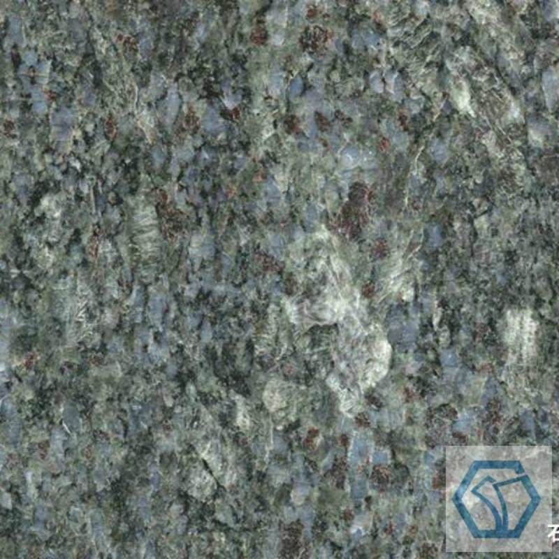 Amethyst blue diamonds