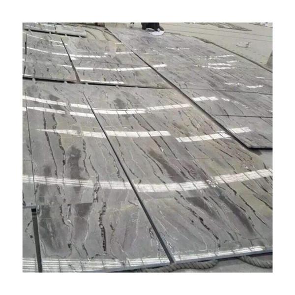 Natural Arctic Light Grey Marble Tiles