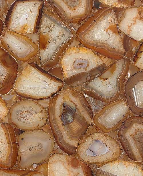Semiprecious Stone Argentina Agate