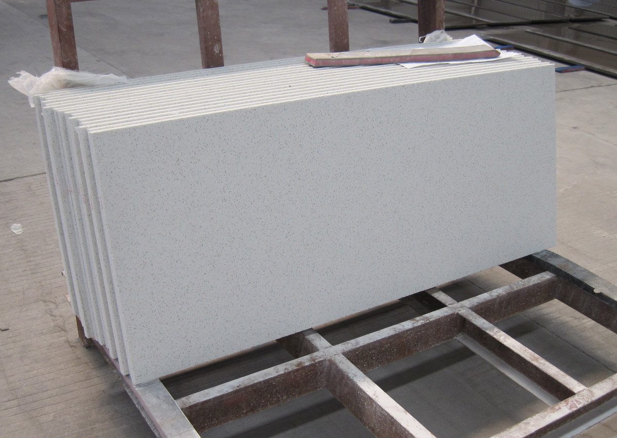 Artificial Quartz Countertops for Kitchen