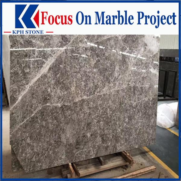 Athena grey marble