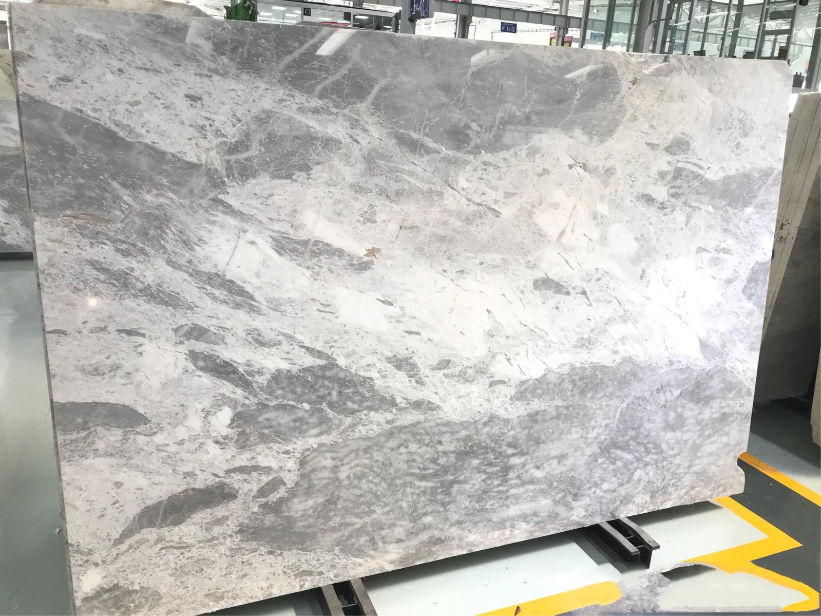 Chinese Polished Atlantic Grey marble