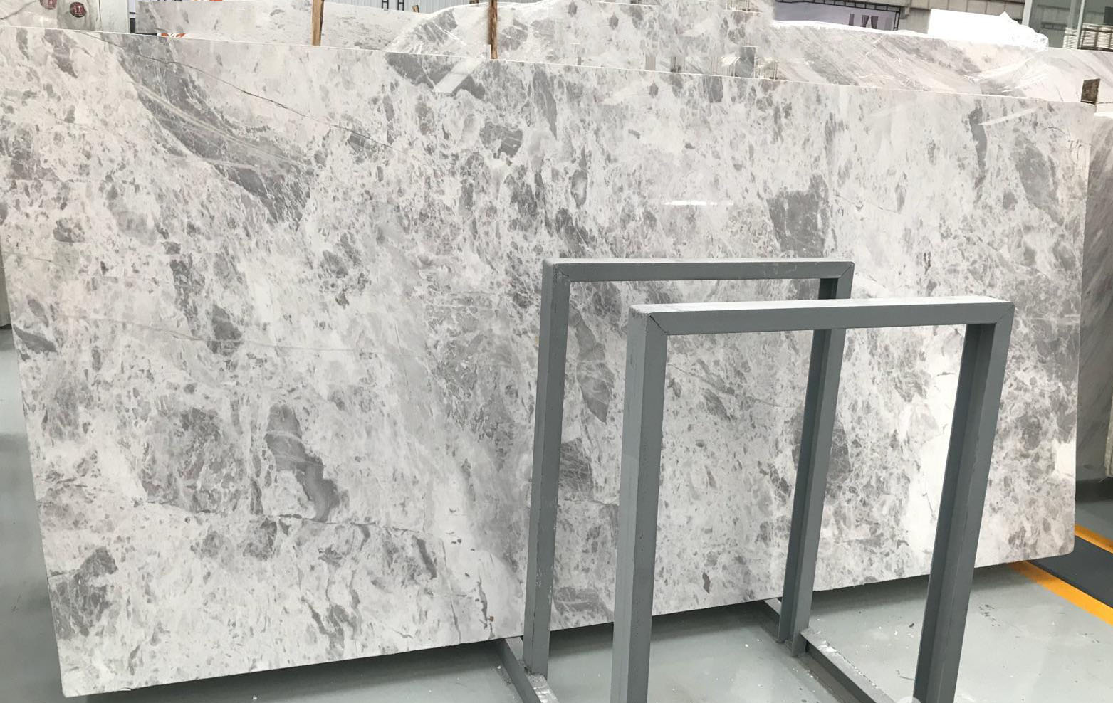 Atlantic Grey Marble Chinese Grey Marble Slabs