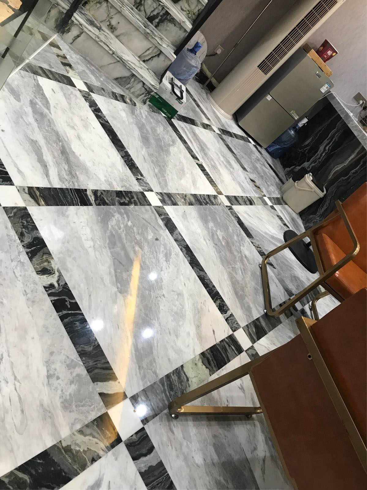Atlantic Grey Marble Flooring Marble Tiles
