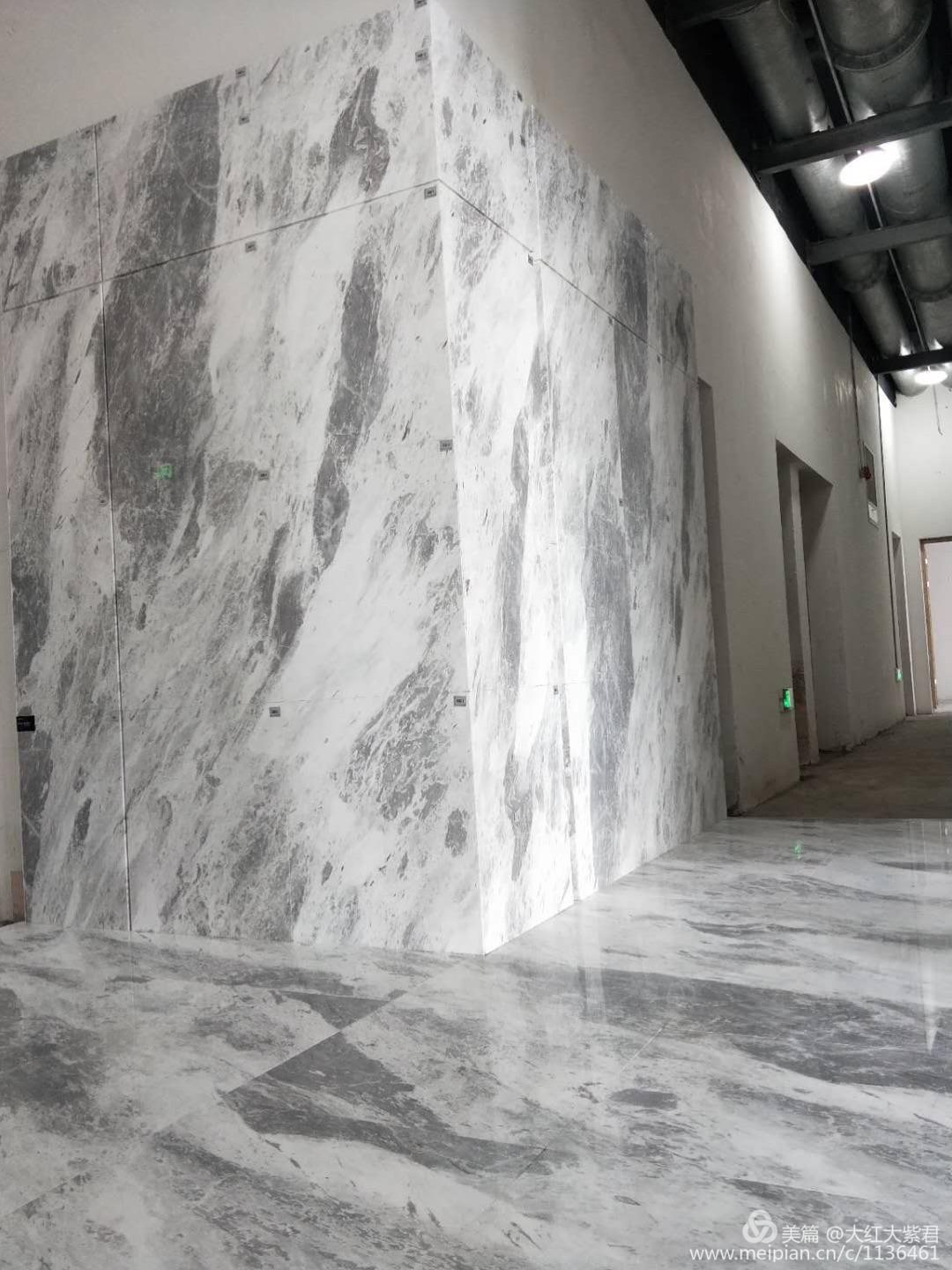 Atlantic Grey marble