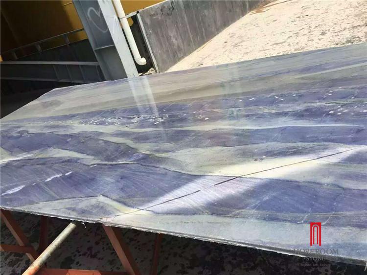 Azul Imperial granite stone
