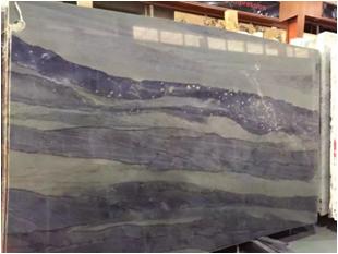 Azul Tropical Quartzite Slabs