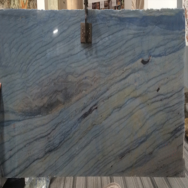 Azul macobus stone slab