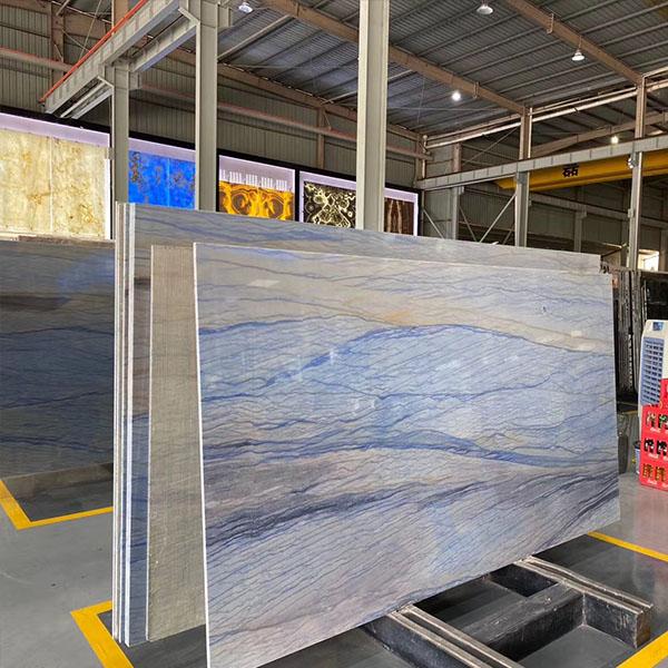 Azul macobus marble