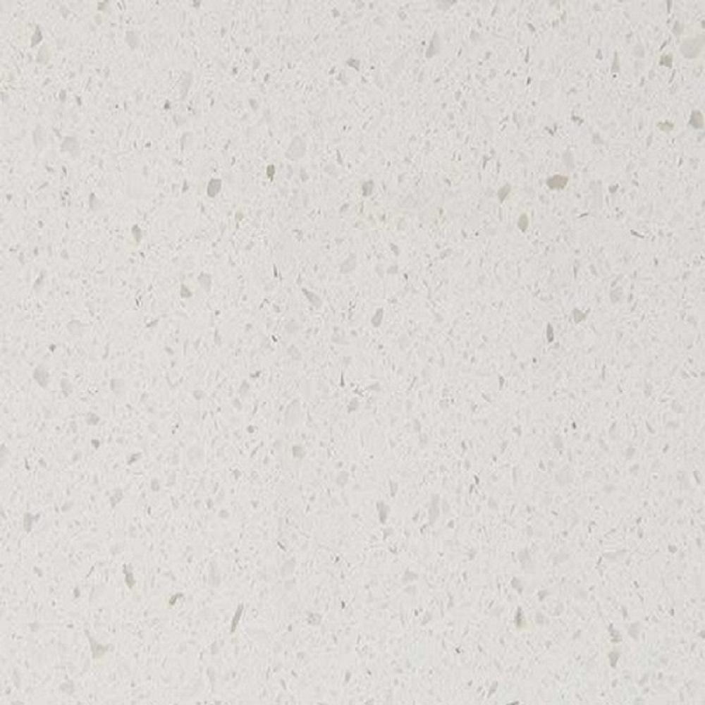 azzure white quartz stone slab