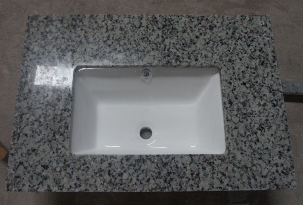 Bala White Granite Vanity Tops