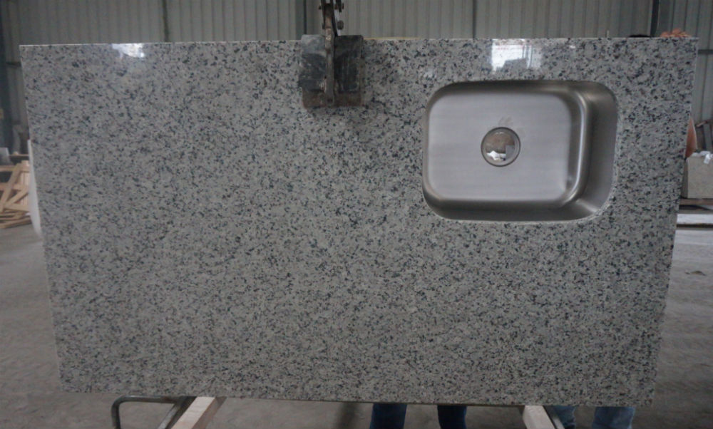 China Bala White Cheap Granite Kitchen Countertop