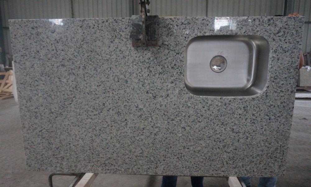 China Bala White Cheap Granite Kitchen Countertop