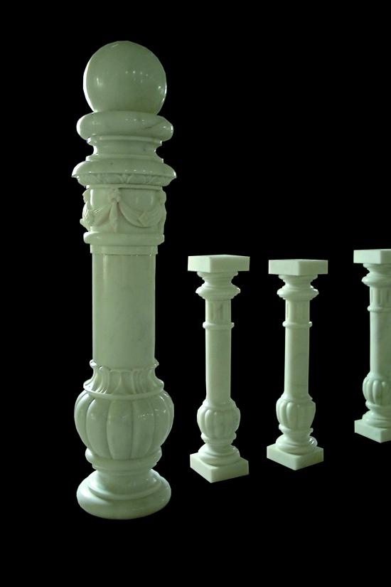 India Marble Column