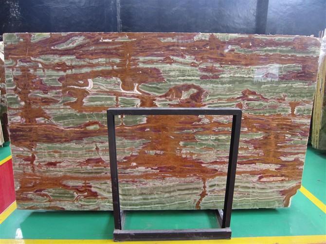 Bamboo Onyx slab