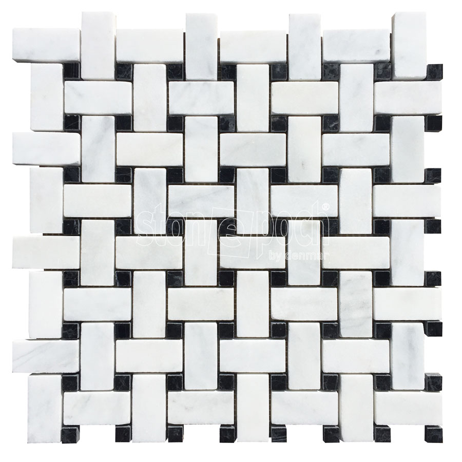 BASKETWEAVE CARRARA EXTRA