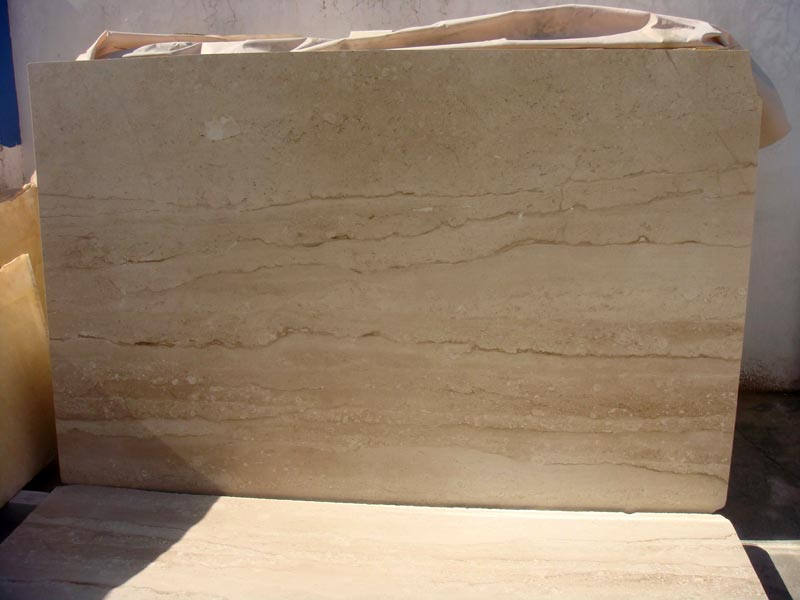 Beige Imported Marble Stones