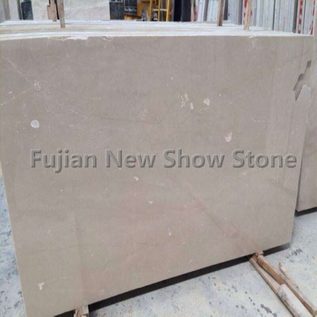 Guinness Beige polished marble