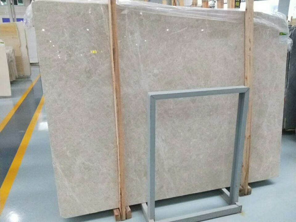 Beige Rose Marble Slabs