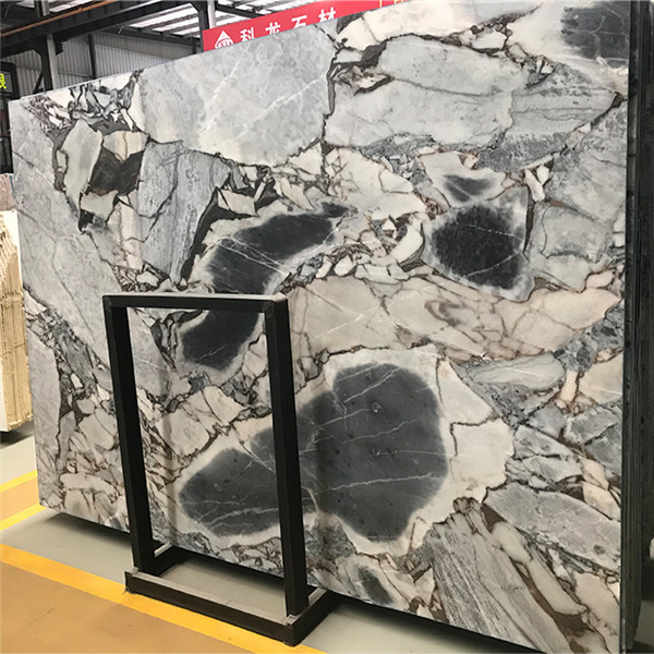Blue Marble Stone For Interior Decoration