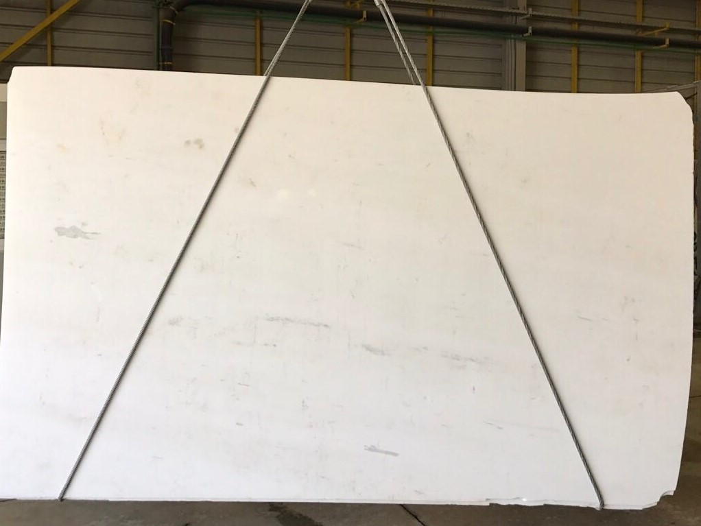 Bianco Crystal White Marble Slabs