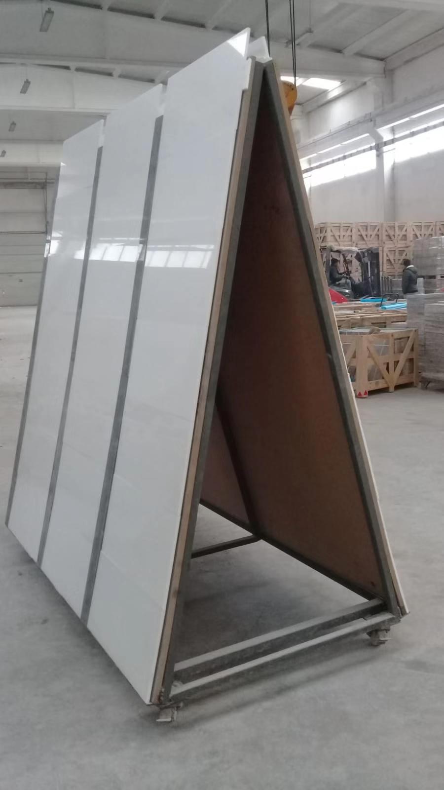Bianco Dolomiti White Marble tile 1