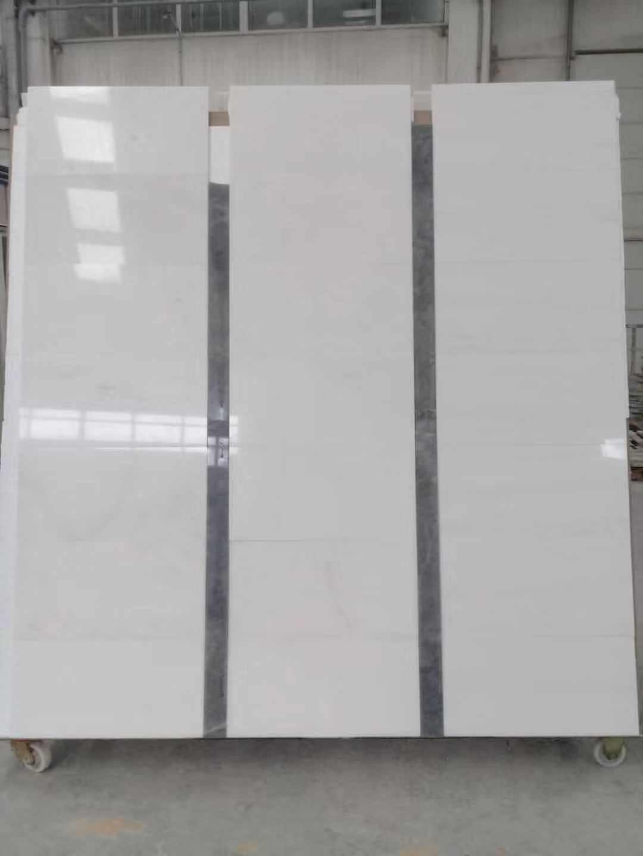 Bianco Dolomiti White Marble tile 3