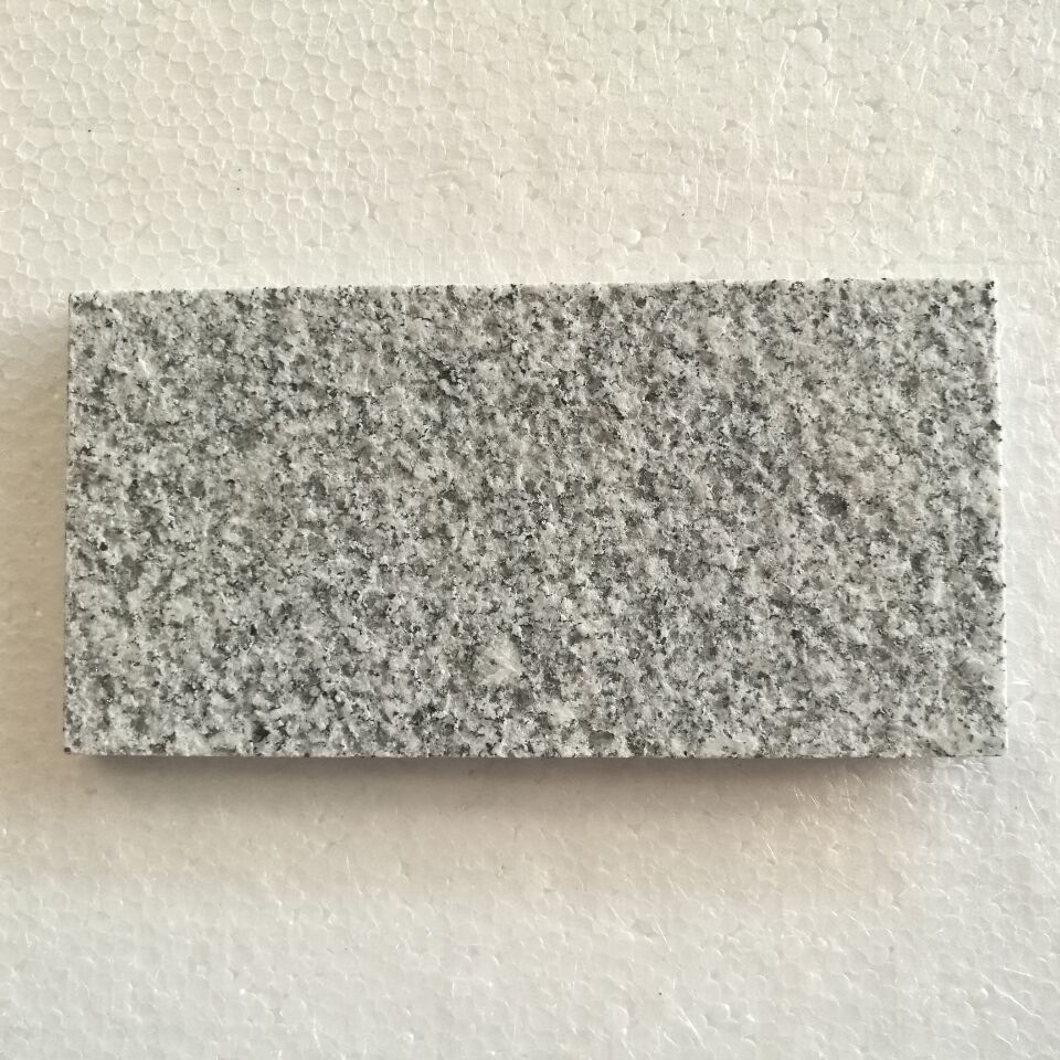 g603 granite bush hammared