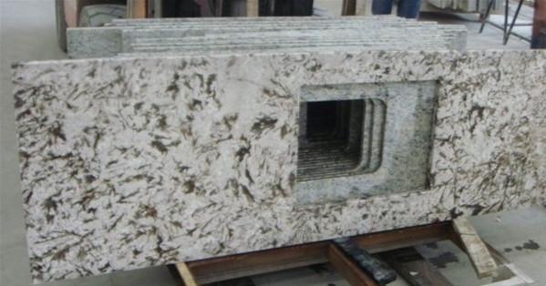 Bianco Antico countertops