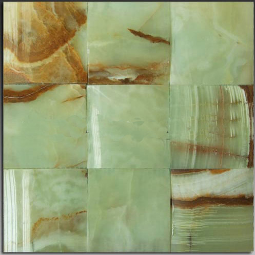 Big Concave series marble mosaic