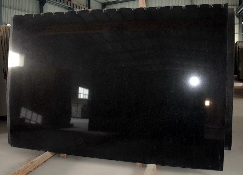 Absolute Black Granite big slab