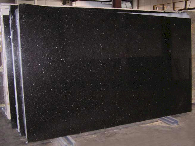 Black Galaxy Slabs