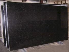 Infinity Black Granite