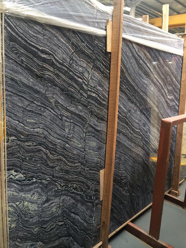 black antique wood marble