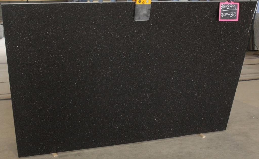 Black Galaxy 3cm Slabs Ready Stock