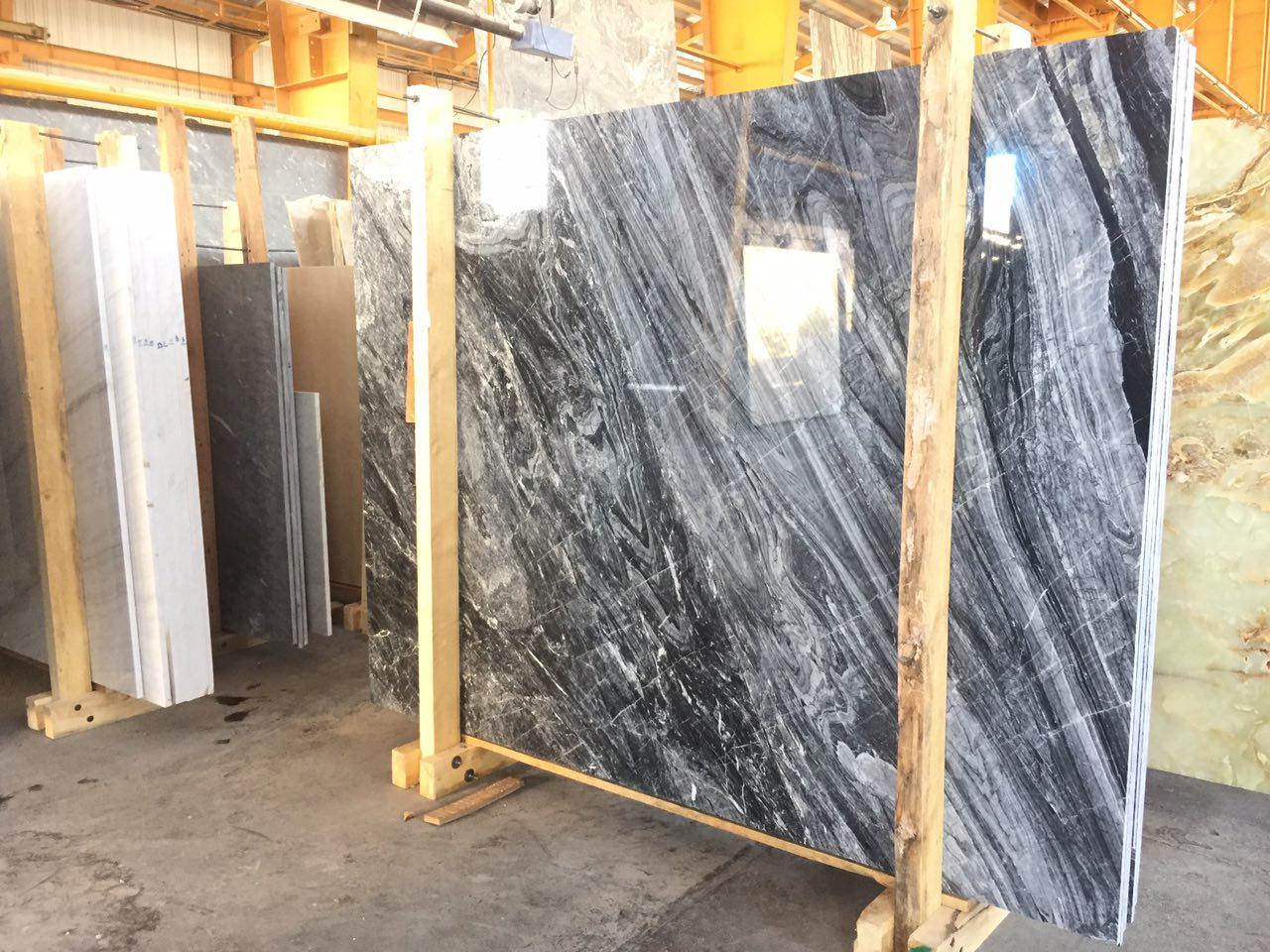 Black River Marble slab
