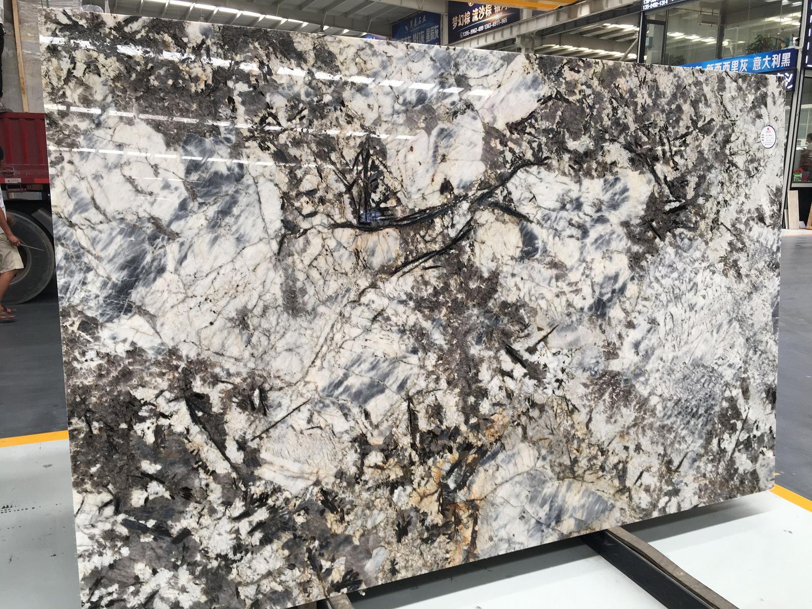 Blanco Portiguar Granite Tiles & Slab Brazil White Granite Floor & Wall Tiles