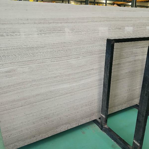 wholesale white wood marble