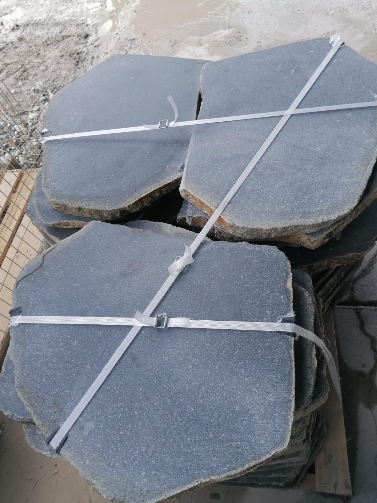 Black Basalt Silce Stone
