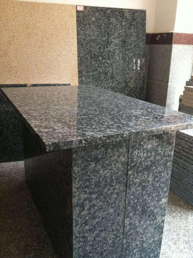 Blue ice Granite tiles and slabs